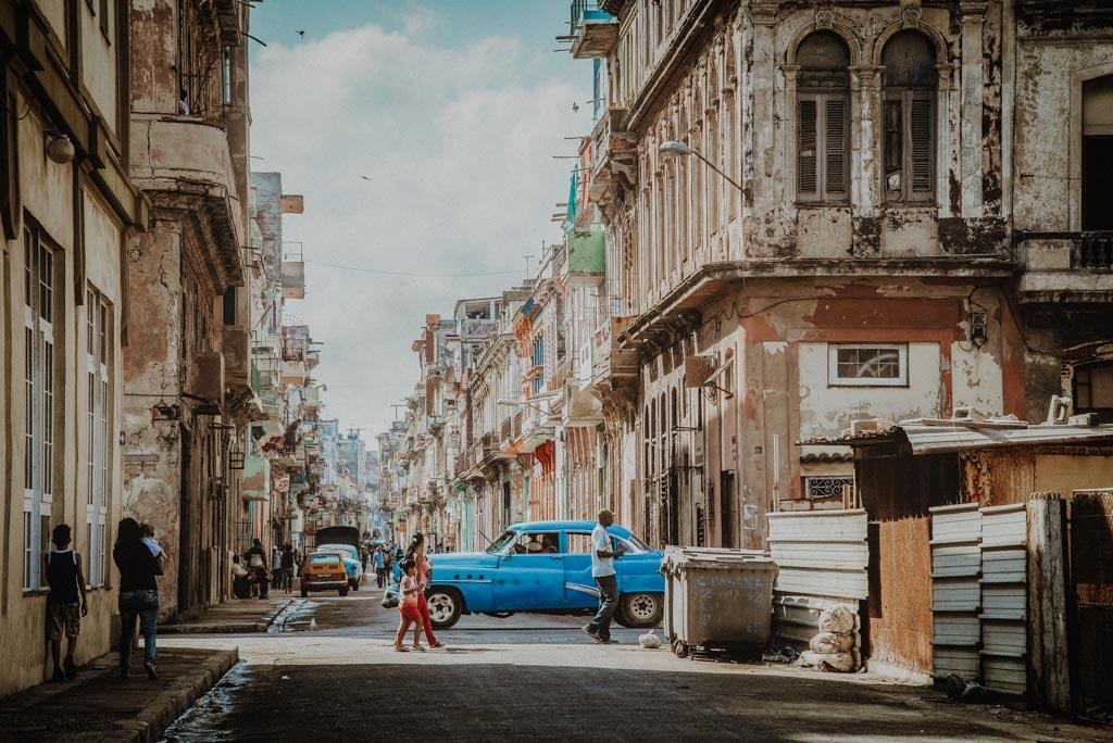 Straßen von Kuba