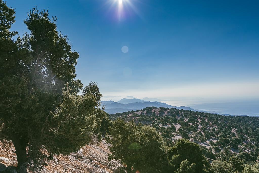 Berge in Kreta